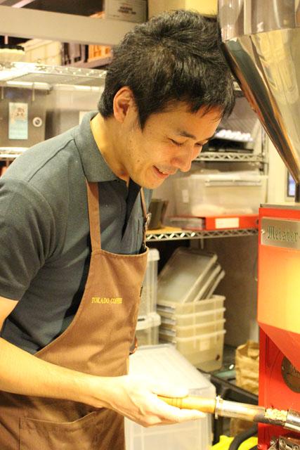 「後藤直紀 コーヒー」の画像検索結果